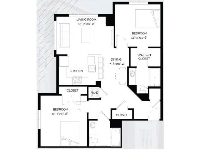 Floor Plan 27   West of Chestnut