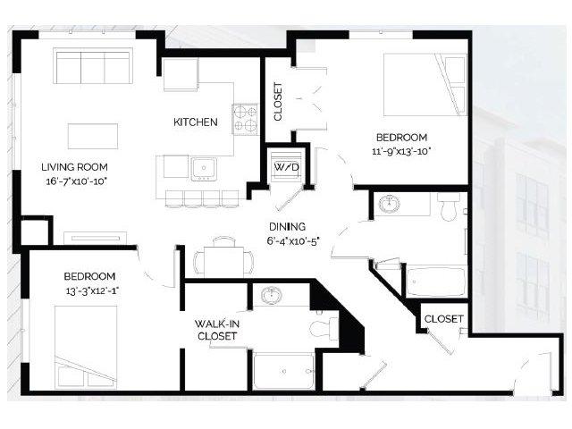 Floor Plan 28 | West of Chestnut