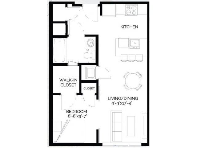 Floor Plan 29 | West of Chestnut