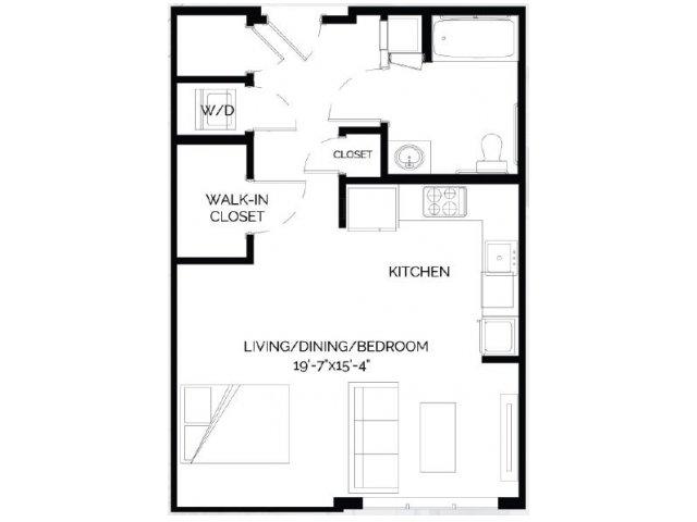Floor Plan 30 | West of Chestnut