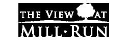 The View at Mill Run logo