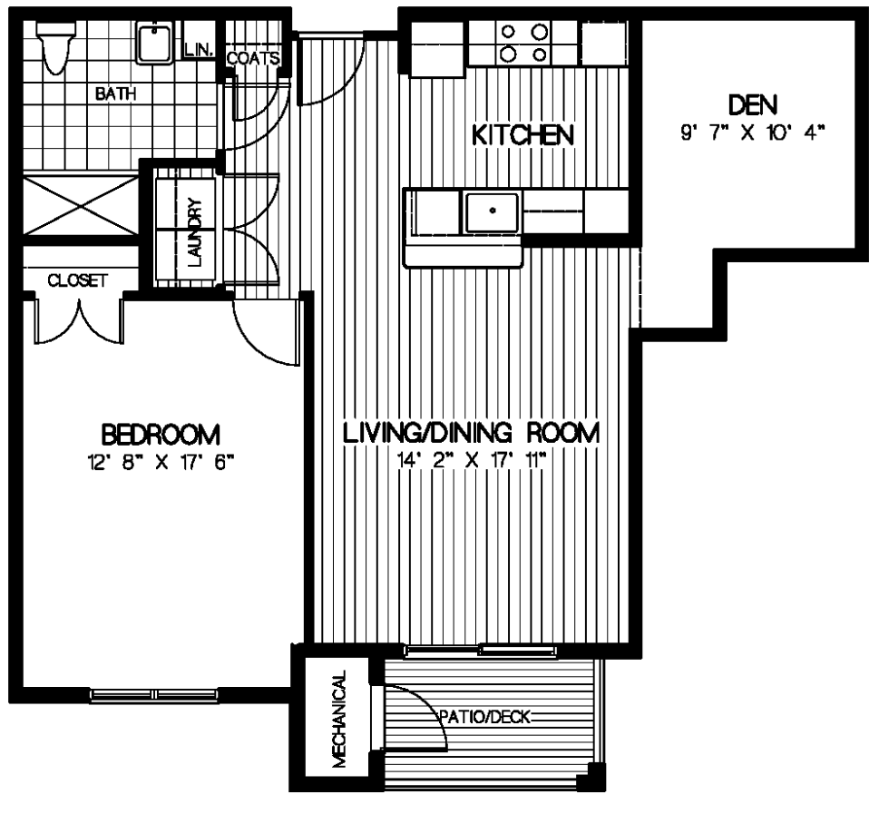 Floor Plan 4 | Berry Farms