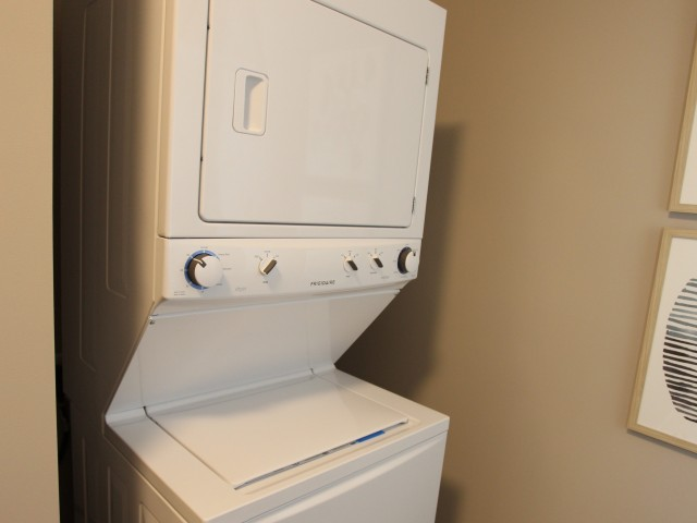 Image of Washer and Dryer Included for 757 North Apartments