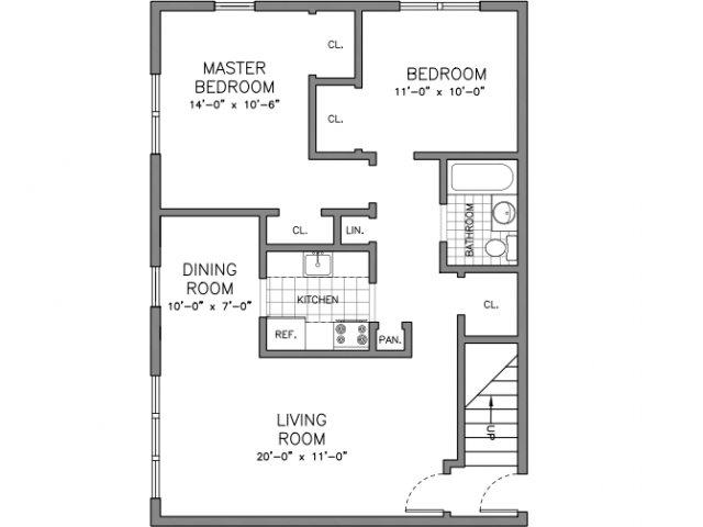 1 2 Bed Apartments Arla Apartments