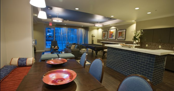 spacious floor plans at apartments in centreville va
