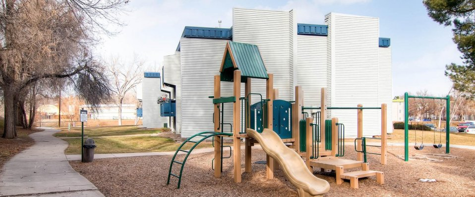 Arvada, CO apartments playground