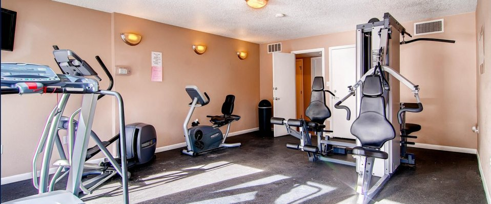 Arvada, Colorado apartments for rent fitness center