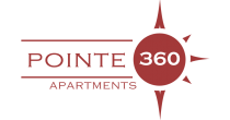 Pointe 360 Apartment logo