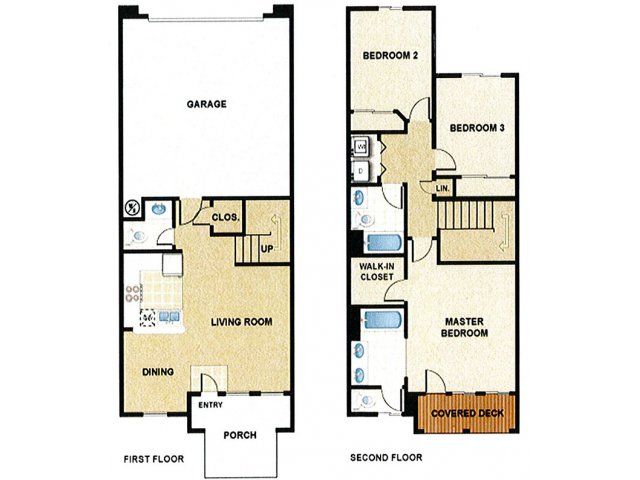 Floor Plan 3 | Cantata at the Trails