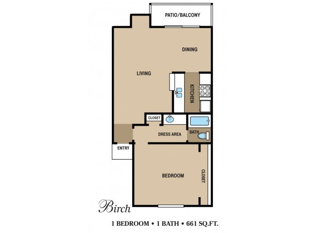 Floor Plan 1 | Walden Pond and the Gables
