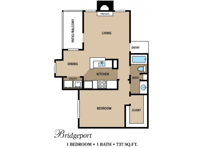 Floor Plan 4 | Walden Pond and the Gables