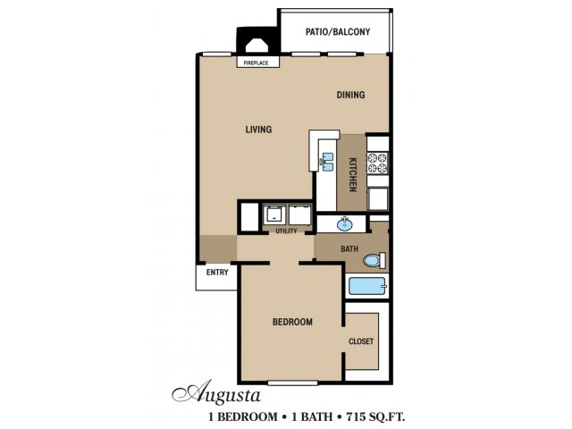 Floor Plan 6 | Walden Pond and the Gables