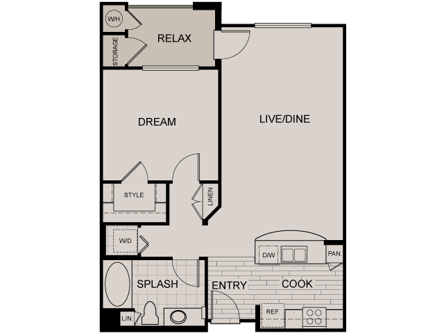 Superb Tilley Lofts Floor Plans