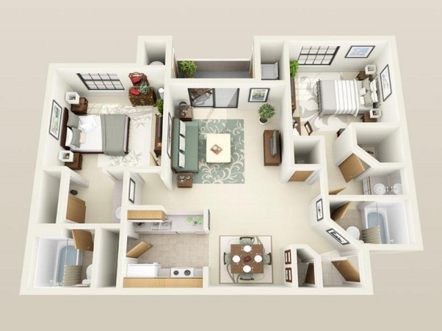 Try Our Virtual Move-In Tool! Click on the Link Below
