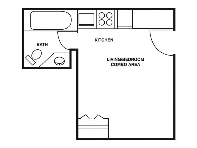 University Place Apartments