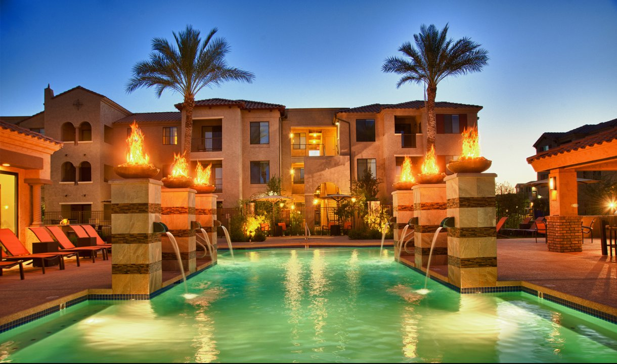 Luxury Apartments North Scottsdale