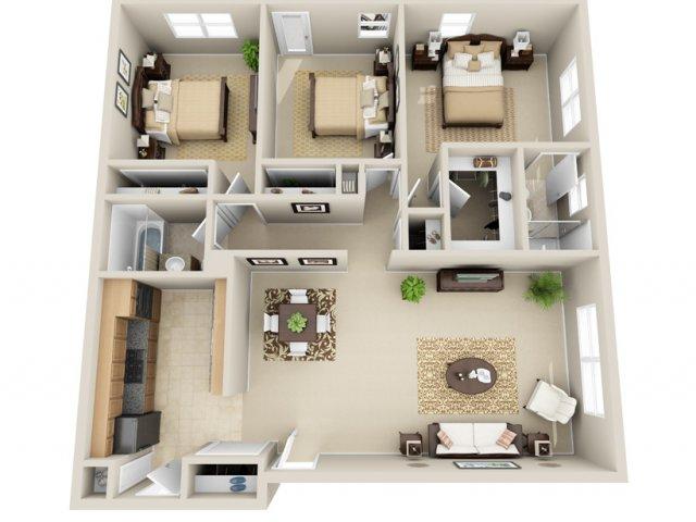 Gaslight Village Apartments