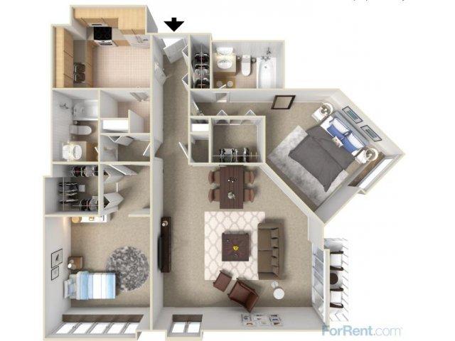 A & E Floor Plan