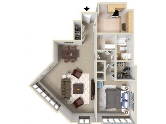 B & F Floor Plan