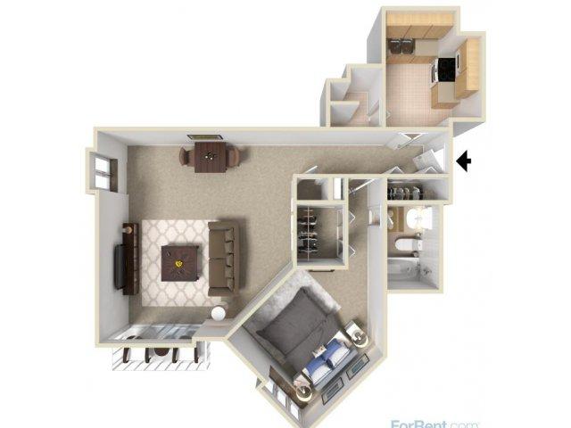 C & G Floor Plan