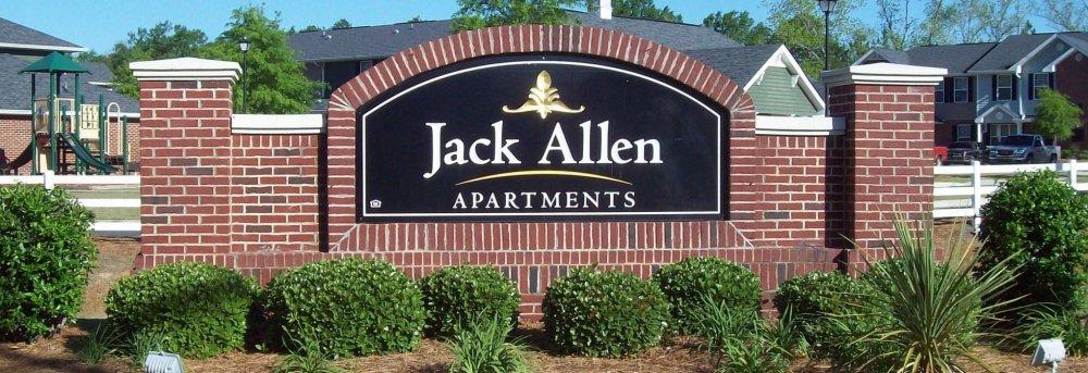 Jack Allen Apartments