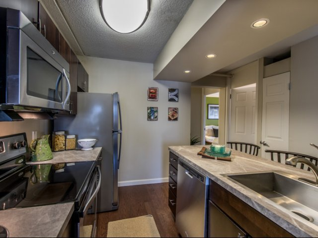 elegant kitchen medford luxury apartments mystic place