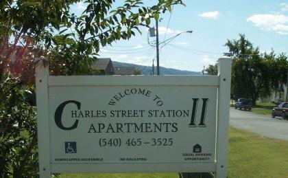 Charles Street Station