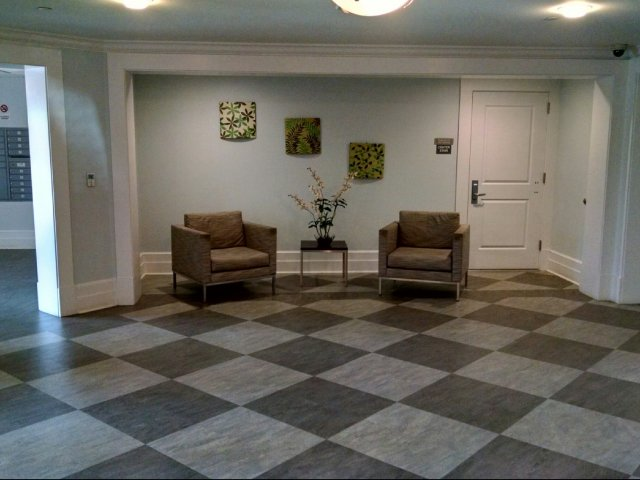 Cedarwoods Entrance Lobby And Mail Room