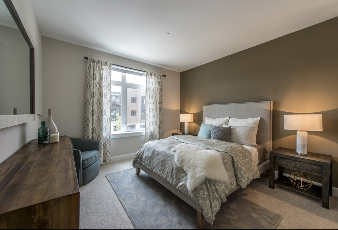 1 Bedroom Apartments | Brookside Square