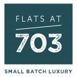 Flats at 703 Logo   Towson Maryland Luxury Apartments   Flats at 703
