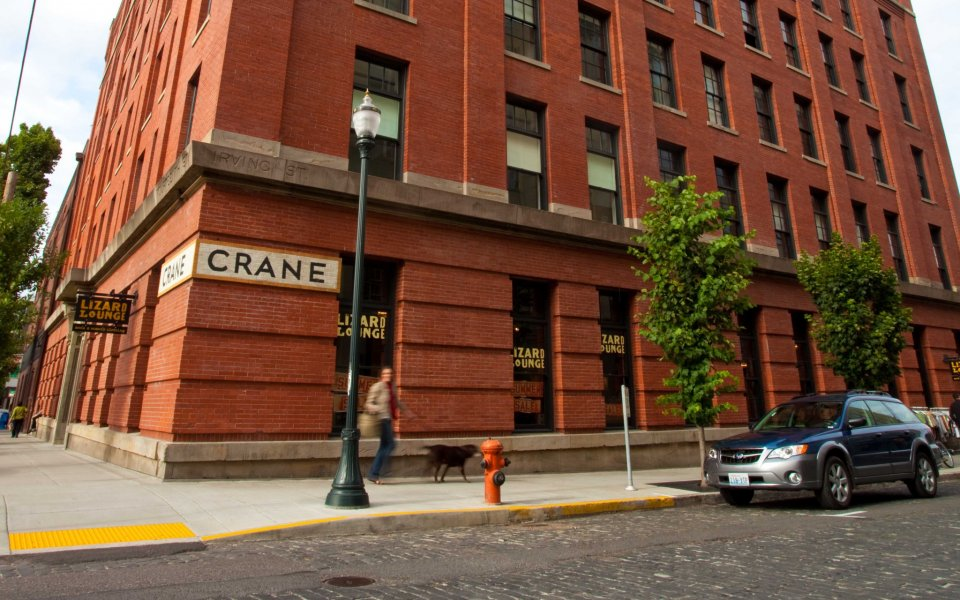 The Crane Lofts