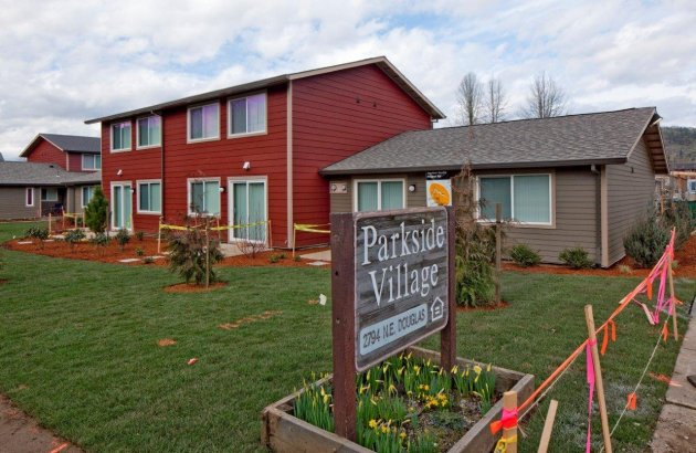 Parkside Village offers comfortable, convenient apartments at prices within your budget.