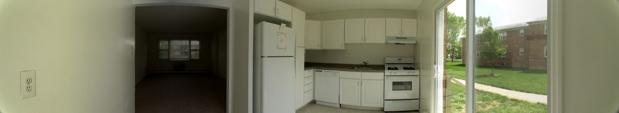 2 bedroom white cabinet
