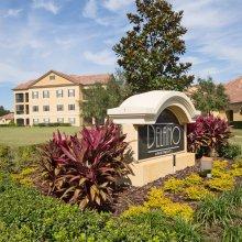 Apartment rentals exterior building in Wesley Chapel, FL