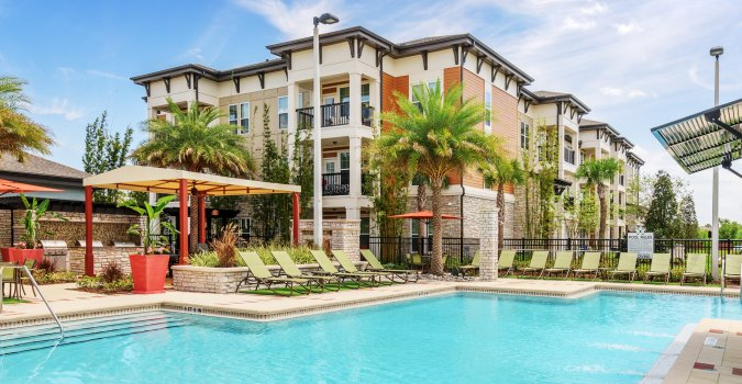 Nona Park Village Apartments In Orlando FL 32827