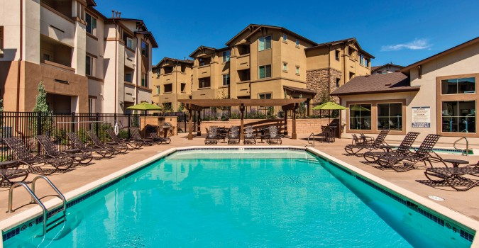 First And Main Apartments In Colorado Springs CO - Colorado springs luxury homes