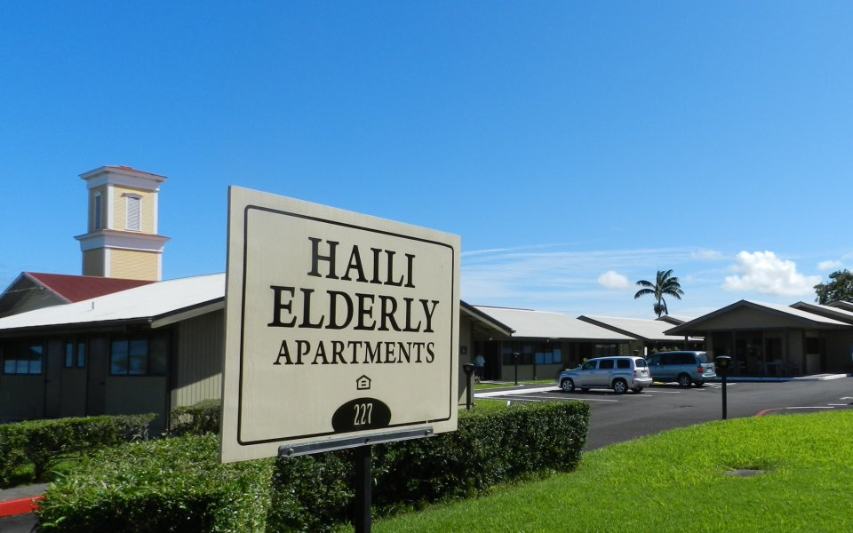 Haili Elderly Apartments