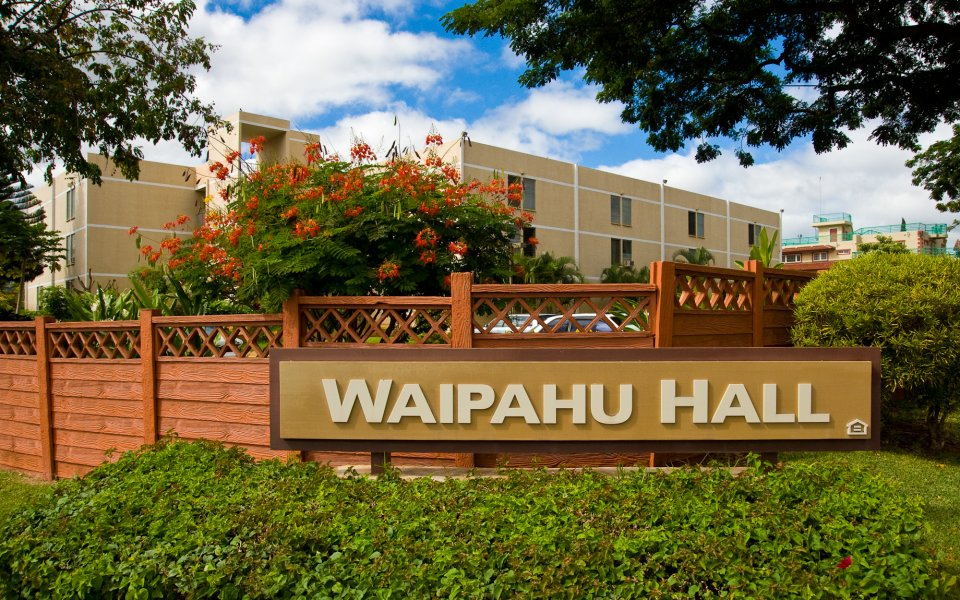 Waipahu Hall Elderly