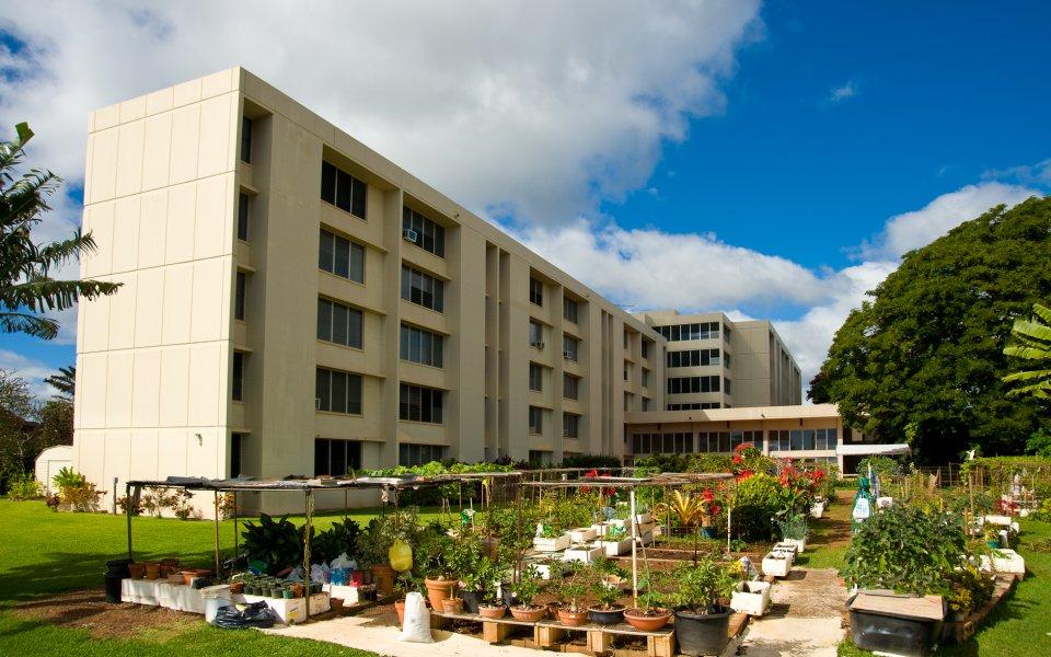 Hale O'Hauoli Apartments