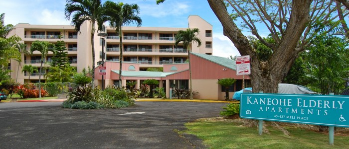 Kaneohe Elderly Apartments