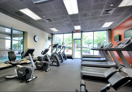 Apartments for rent in Arlington VA |  Fitness Center