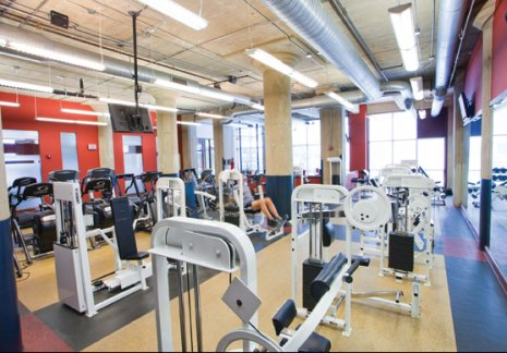 Apartments for rent in Richmond VA | Fitness Center