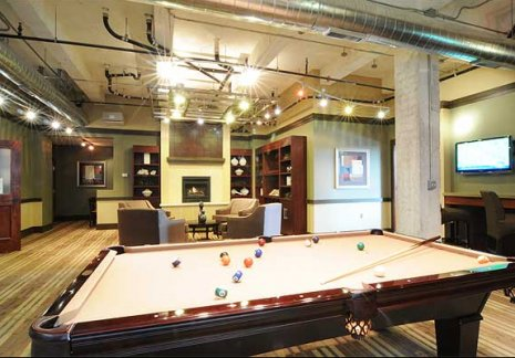 Apartments for rent in Richmond VA | Game Room