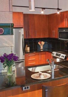 Richmond Virginia Apartments | Kitchen