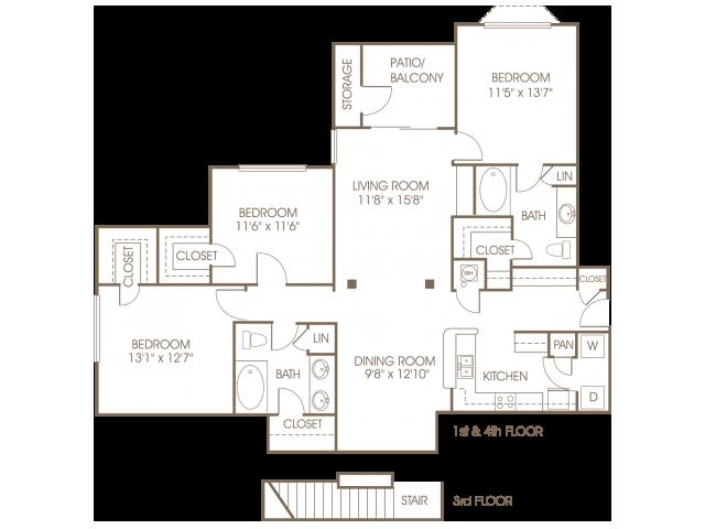 Stonewood at Vinings Apartments