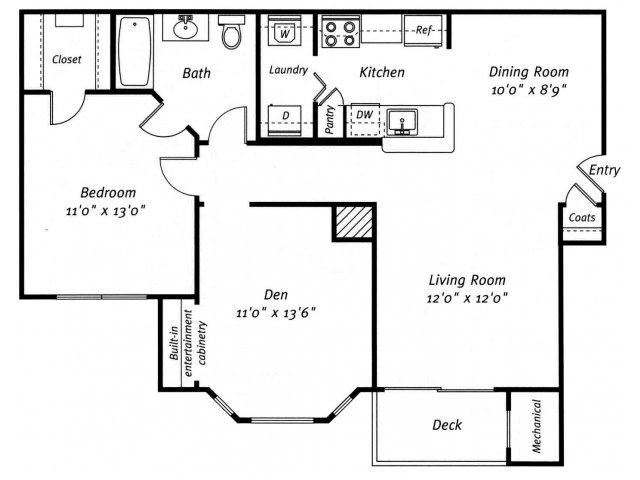 Grand reserve orange apartments for rent in orange ct - 1 bedroom apartments in orange county ...