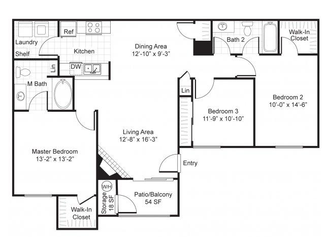and three bedroom apartments in las vegas nv cimarron apartments