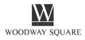 Landing logo for Woodway Square Apartments in Houston, TX.