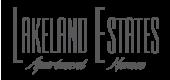 Logo for Lakeland Estates Apartment Homes in Stafford, TX