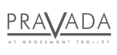 Logo for Pravada at Grossmont Trolley Apartments in La Mesa, CA